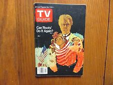 Feb. 17, 1979 TV Guide (ROOTS/JIM  DAVIS/LONI ANDERSON/DALLAS/WKRP IN CINCINNATI