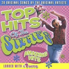 TOP HITS OF THE SIXTIES: AM...-TOP HITS OF THE SIXTIES: AMAZING HITS / VA CD NEW