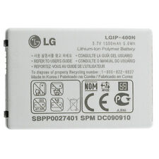 New OEM LG LGIP-400N SBPP0027401 Battery For Expo GW820 Apex US740 GW620 GT540