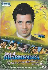 BEST OF DHARMENDRA - PAL PAL DIL K PASS TUM REHTI HO - NEW BOLLYWOOD MUSIC DVD