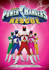 Power Rangers: Lightspeed Rescue: Complete Series 5-Disc DVD Set SEALED