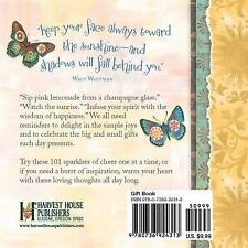 101 Inspirational Thoughts to Brighten Your Day (2009, Hardcover)