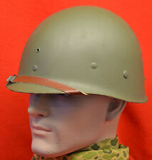 US WWII M-1 Helmet Liner w/Chinstrap (Pattern 1942 Westinghouse Liner)
