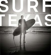 SURF TEXAS - NEW HARDCOVER BOOK
