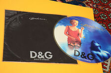 MADONNA LP PICTURE DISC WOMAN IN RED 1°ST ORIG 1995 EX+ DOLCE & GARBATA LABEL !!