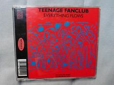 Teenage Fanclub Everything Flows 4 track CD Vaselines Pastels