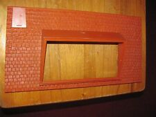 Fisher Price 1978 Doll House part/piece roof piece #2 window side