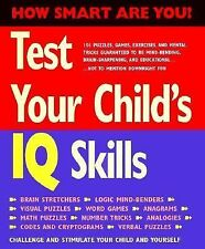 Test Your Child's IQ Skills How Smart Are You?