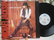 Michael Jackson ‎– Leave Me Alone Epic Records 654672 6 UK Vinyl 12inch Single