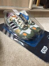 Adidas X Star Wars Boba Fett-Zx800-Totalmente Nuevo-Starwars-UK 10 nos 10.5