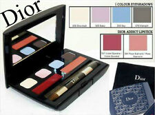 100%AUTHENTIC Ltd Edition DIOR Addict LOGO Multi-Makeup&Mirror LIPS&EYES PALETTE