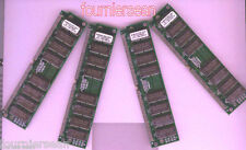 128 MB MEG MAX RAM MEMORY UPGRADE for Yamaha A3000 A4000 A5000 Sampler 4 *32MB A
