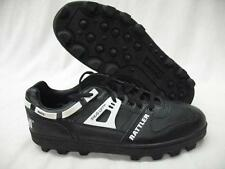 Riddell 10060 Rattler Lo Baseball Shoes Cleats Black Mens 11.5