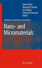 Advances in Materials Research Ser.: Nano- and Micromaterials 9 (2008,...