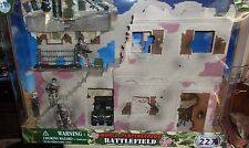 World Peacekeepers Battlefield Building Diorama 1:18 SCALE ACTION FIGURES ACCES