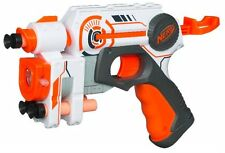 Brand New NERF N-Strike NITE FINDER EX-3 Dart BLASTER Whiteout Series