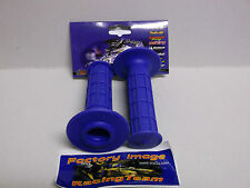 PRO-CROSS GRIPS BLUE / FACTORY - IMAGE / OFF ROAD AND ENDURO REF BC31388 - T