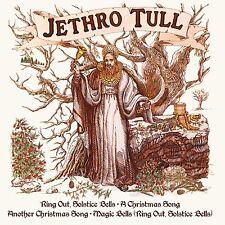 "JETHRO TULL RING OUT, SOLSTICE BELLS VINILE 7"" RSD 2016 NUOVO SIGILLATO"