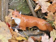 Ron Hevener Fox Figurine