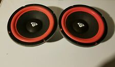"2 - 10"" CERWIN VEGA XL-10S OLD SCHOOL SUBWOOFERS  U.S.A. MADE"