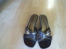WOMEN'S SHOES BANOLINO 6 AND A HALF M OPEN TOE sandals