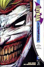 Batman (2012) #15 (alemán) Variant doble-cover-Edition el nuevo DC-universo