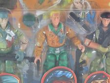 GI Joe General Abernathy Action Figure New Comic Pack 2005