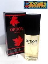 100ML OPTION MEN EDP Perfume , Opium , orientalische Parfüme by B&F Qualität .