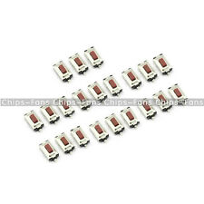 100PCS 3X6X2.5mm Tactile Push Button Switch Tact Switch Micro Switch 2 Pin SMD