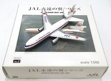 Herpa Wings 1:500 JE2007 JAL JAPAN AIRLINES DC-10-40 JA8530