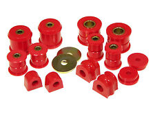 Prothane 98-05 Subaru WRX & Impreza Complete Total Suspension Bushing Kit Red