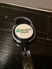 Windows Phone Promotional  Keychain Retractable Tether