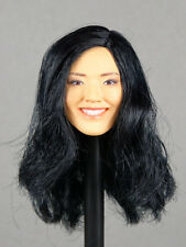 1/6 Scale Phicen, Hot Stuff - Asian Female Celebrity Shu Qi - Head Sculpt S06