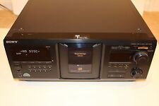 Sony CDP-CX455 400-Disc Mega Storage Compact Disc Player With Remote and Manual