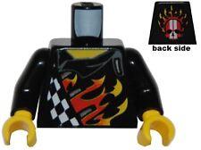 LEGO ® world racers torse torse 76382 upper part pour personnage NEUF