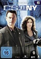 CSI: NY - SEASON 6 6 DVD TV-SERIE NEU