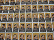 (100) PIEDMONT 1909 T-206 HONUS WAGNER TOBACCO CARDS ~ GREAT REPRINT LOT