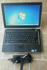 DELL Latitude E6320 Laptop Core i5 2520M 2.5GHz 4GB RAM 160GB HDD Windows 7 Pro