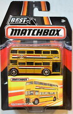 MATCHBOX 2016 BEST OF MATCHBOX ROUTEMASTER BUS