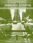 Study Guide to accompany Managerial Accounting: Tools for Business Decision Mak