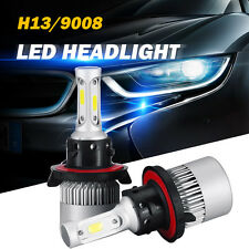 LED Headlight 120W 12000LM H13 9008 Hi/Low Beams Car Head Light Bulbs Fog Lamp