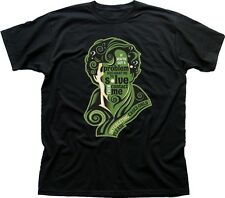 BBC Sherlock Mind Palace Detective Cool Black printed cotton t-shirt 9692
