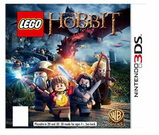 LEGO The Hobbit (Nintendo 3DS, 2014)CHEAP PRICE FREE POSTAGE