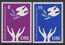 IRELAND, Scott #367-368, Complete Set, MNH, 1975 International Women's Year