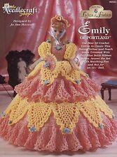 Emily of Portland, Doll Clothes Crochet Pattern 982523 TNS, Free 30 Day Layaway!