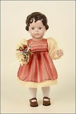 41cm Schildkrot replica collector Erika MIBLU doll limited reproduction