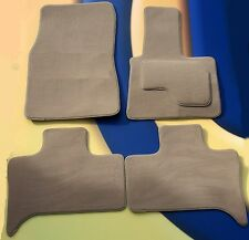 BMW X5 E70 2006 ON PREMIER TAILORED BEIGE CAR MATS 5 SEATS  = 4 X PADS