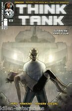 Think Tank #12 Comic Book 2014 - Image