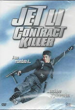 Dvd **CONTRACT KILLER** con Jet Li nuovo sigillato 1998