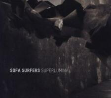 Sofa Surfers - Superluminal - CD Album - CHILL OUT LOUNGE DOWNTEMPO